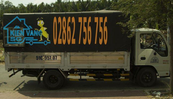 Thuê xe tải dọn nhà – xe tải chở hàng tại tphcm