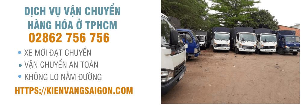 dịch vụ vận chuyển hàng hoá ở tp hcm