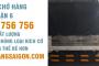 xe tải chở hàng quận 6