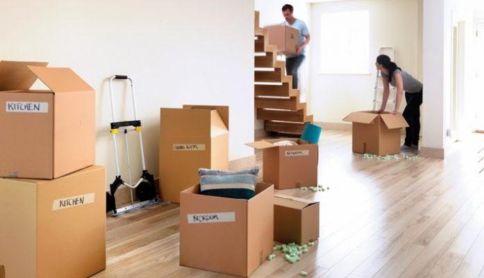 Làm thế nào để sắp xếp đồ đạc khi đến nhà mới nhanh nhất