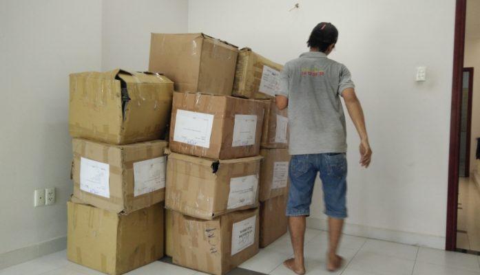 Sinh viên có nên gọi dịch vụ chuyển nhà không?