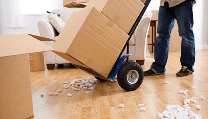 Các máy móc, thiết bị nào được dùng để bốc hàng hóa khi chuyển nhà