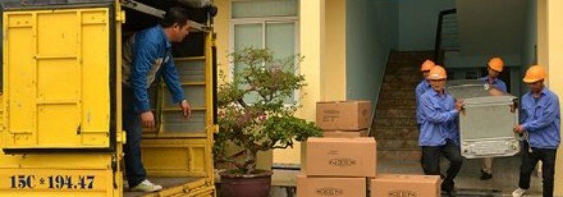 Những bài học cần ghi nhớ khi thuê dịch vụ chuyển nhà