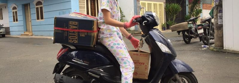 Chuyển nhà bằng xe máy có hiệu quả không?
