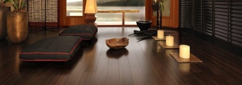 Chú ý tới sàn nhà lát gỗ khi chuyển nhà
