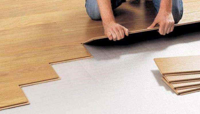 Cách tháo lắp sàn gỗ khi chuyển nhà, chuyển văn phòng