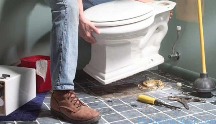 Những lưu ý cơ bản khi tháo lắp bồn vệ sinh gia chủ nào cũng nên nắm chắc