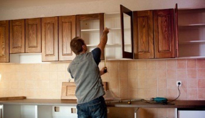 Cách tháo lắp và vận chuyển tủ bếp gia đình nhanh chóng, hiệu quả ai cũng nên biết