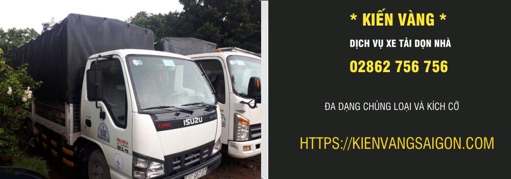 dịch vụ xe tải dọn nhà