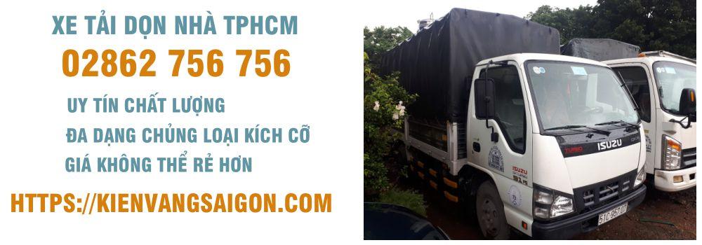 xe tải dọn nhà tphcm