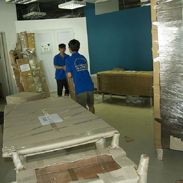 dịch vụ chuyển kho xưởng - Kiến Vàng Sài Gòn