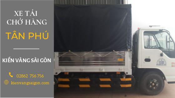 Taxi tải Tân Phú
