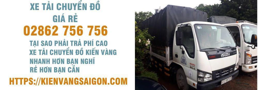 xe tải chuyển đồ giá rẻ