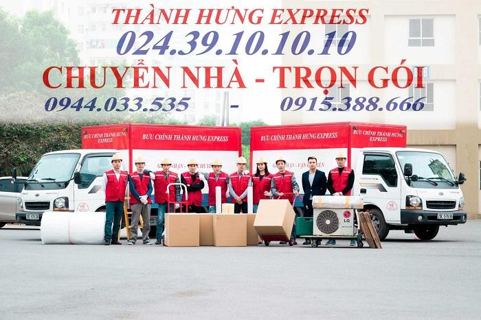 Dịch vụ chuyển nhà trọn gói Hà Nội Thành Hưng