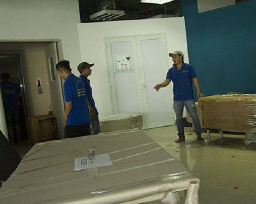 Dịch vụ chuyển văn phòng trọn gói - Kiến Vàng Sài Gòn